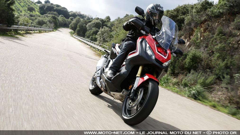 Integra X-ADV un Scoot- Trail Honda très attachant - Page 5 Test-x-adv_s
