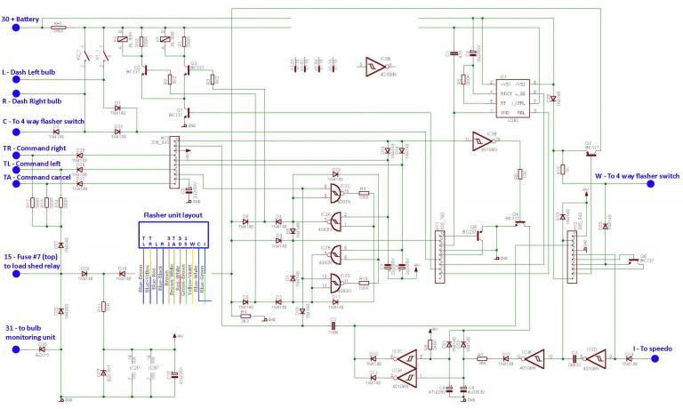 REFERENCE: BMW Instrument Cluster schematics 270-161117215846-8192362