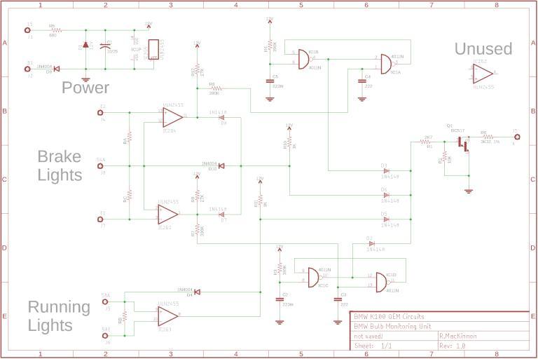 REFERENCE: BMW Instrument Cluster schematics 270-270119202315