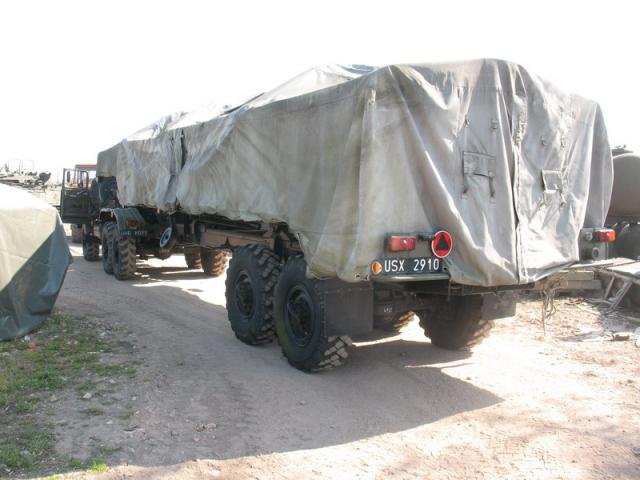 Le ЗИЛ-157КДВ 10x10 de Scand. 978