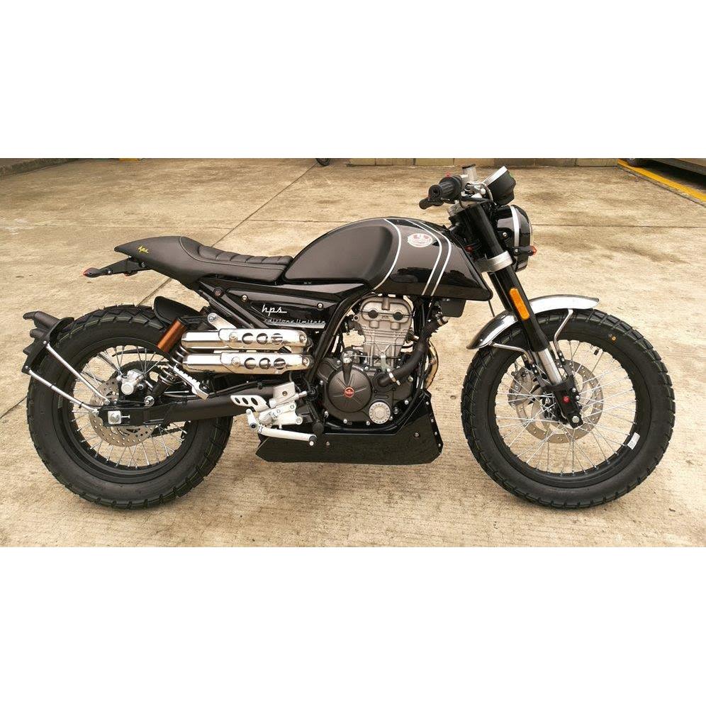 Qual 125? Hps-125-black
