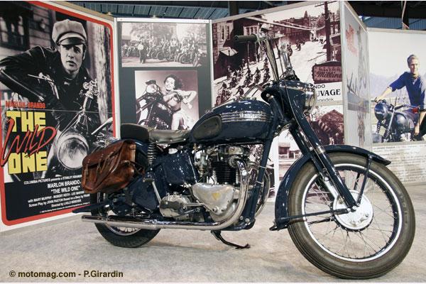 Motos anglaises AaaEquipee-sauvage