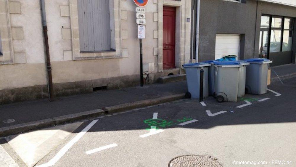 Nantes : la FFMC organise une Nuit 2-roues spéciale stationnement Ffmc_44_stationnement_3