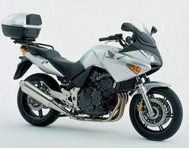 Bandit x Hornet - Não me comparem esta p***!!! CBF600-S-2004