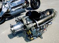 Une turbine dans une moto Y2K-a