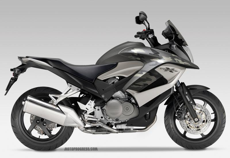 Votre moto avant la MT-09 HONDA-Crossrunner-2012-1