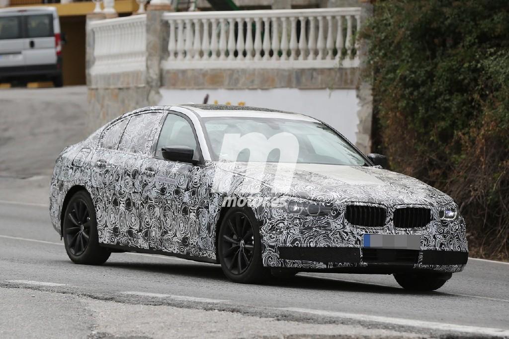 2016 - [BMW] Série 5 Berline & Touring [G30/G31] - Page 8 Bmw-serie-5-2017-interior-201522677_1