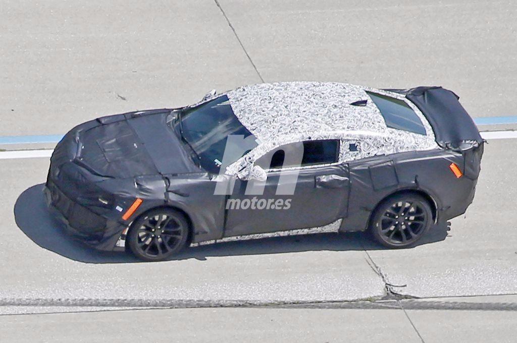 2016 - [Chevrolet] Camaro VI - Page 5 Chevrolet-camaro-zl1-201522693_1