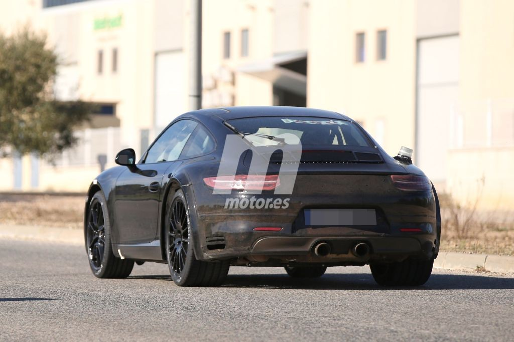 2018 - [Porsche] 911 Porsche-911-chassis-testing-mule-2018-201524335_10