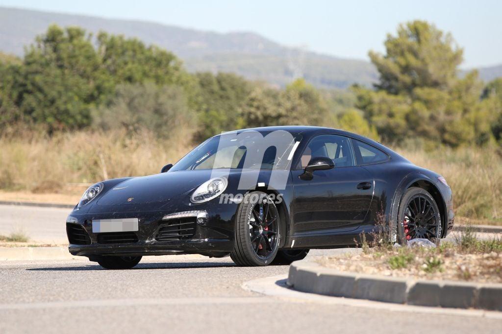 2018 - [Porsche] 911 Porsche-911-chassis-testing-mule-2018-201524335_3