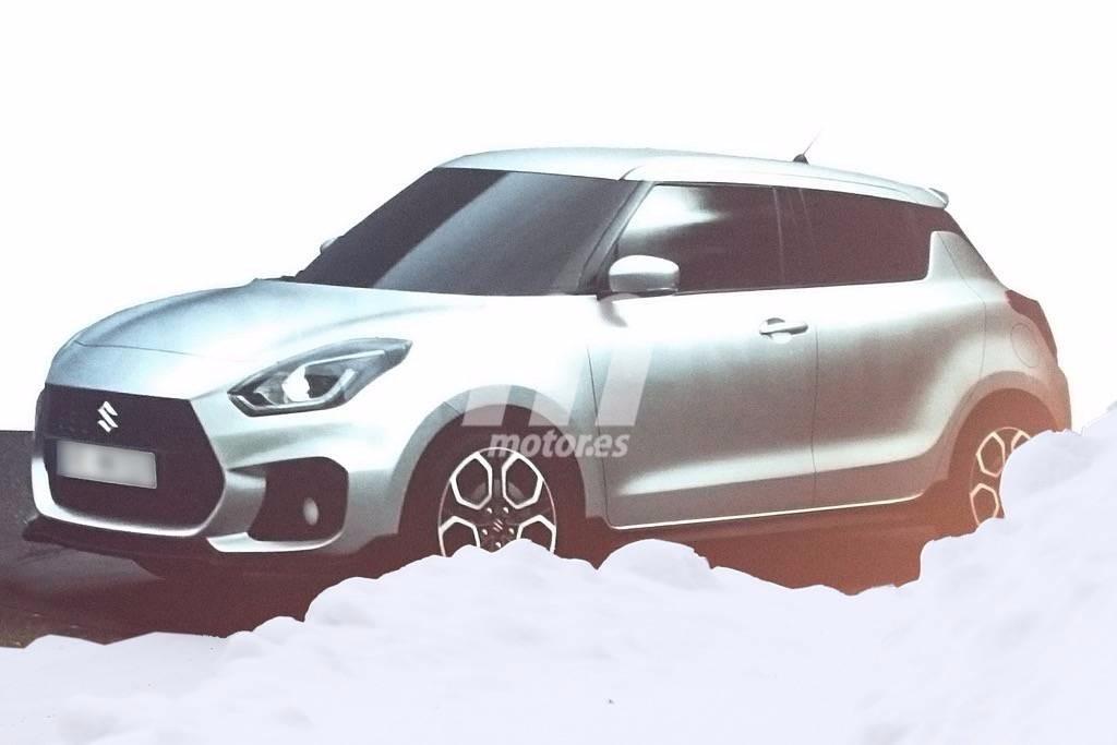 2017 - [Suzuki] Swift III Suzuki-swift-facelift-201626615_3