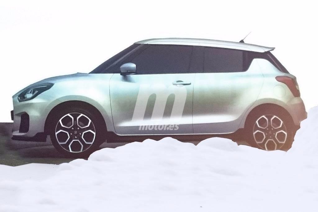 2017 - [Suzuki] Swift III Suzuki-swift-facelift-201626615_4