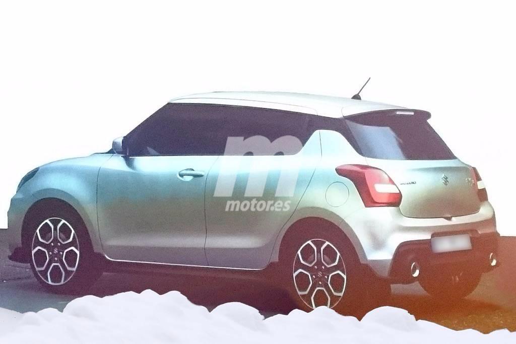 2017 - [Suzuki] Swift III Suzuki-swift-facelift-201626615_5