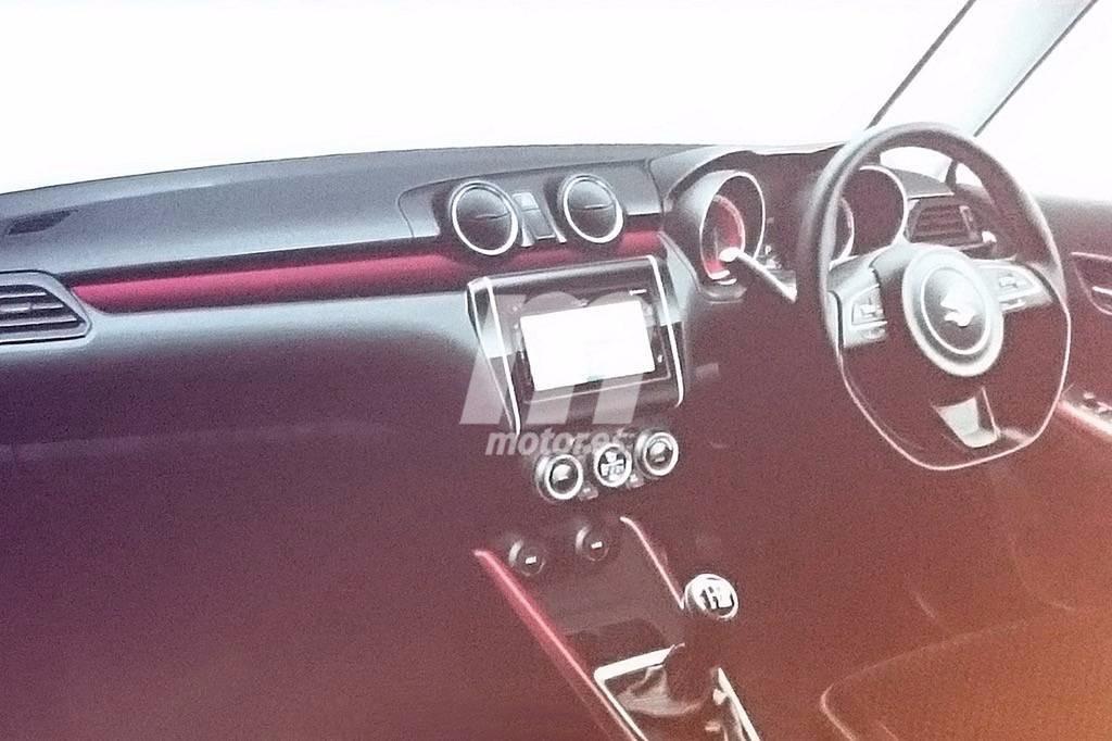 2017 - [Suzuki] Swift III Suzuki-swift-facelift-201626615_7