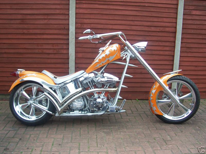 agent007: Honda CB400T - Page 3 Harley_custom_chopper