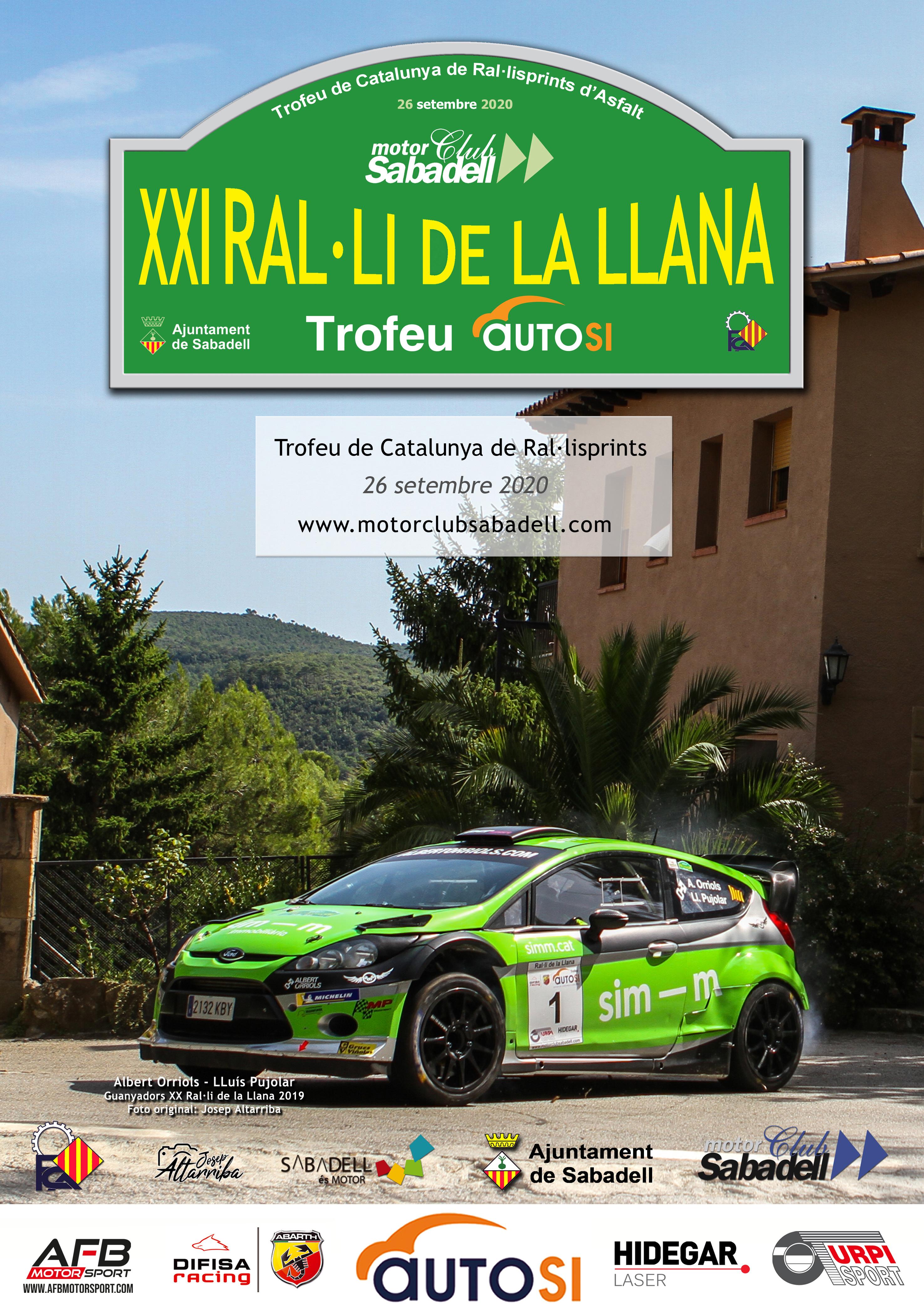 Campeonatos Regionales 2020: Información y novedades - Página 18 Poster_Llana_2020