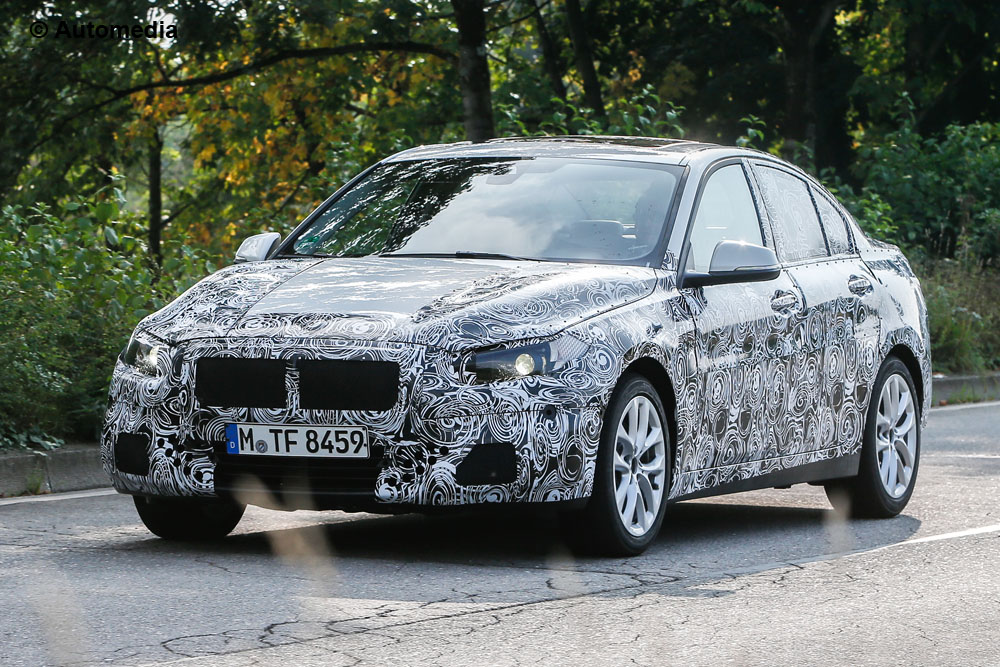 2016 - [BMW] Série 1 Sedan [F52] - Page 2 Bmw-1-series-sedan-002