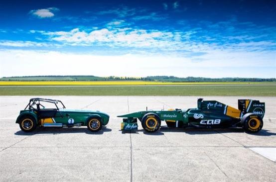 Lotus Caterham SP/300.R Caterham_team_lotus_f1