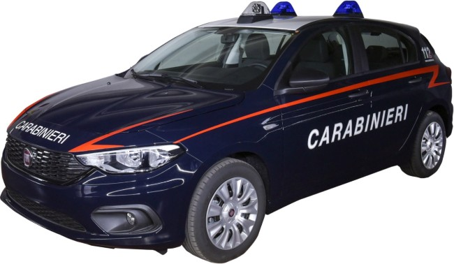 Divise andranno in SEAT - Pagina 3 Tipo-Carabinieri