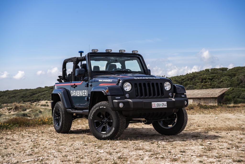 Divise andranno in SEAT - Pagina 3 Jeep-Wrangler-Carabinieri-1-1024x683