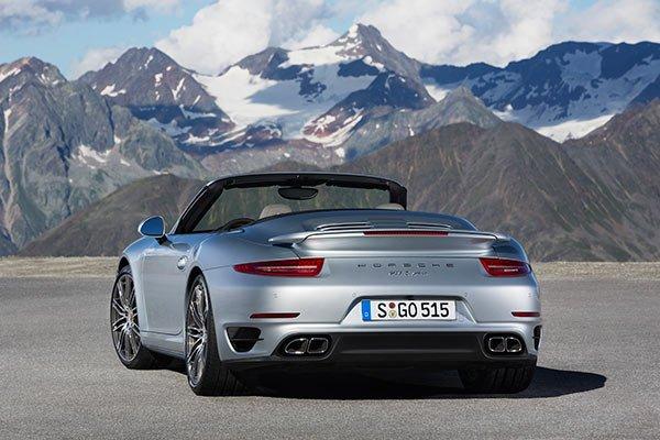 991 turbo : elle se découvre ! Porsche-911-8864-5
