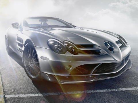 Auto-passion - Portail Mercedes-slr-mclaren-2852-1