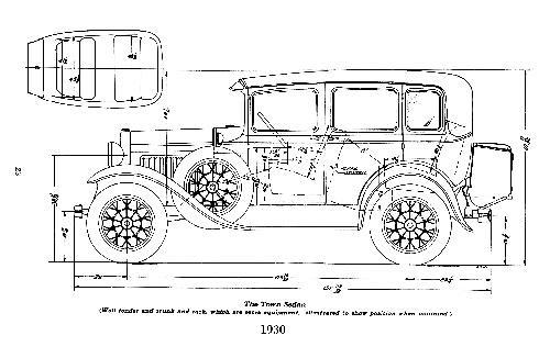 les différent model A 30-31-town-sedan-thumb