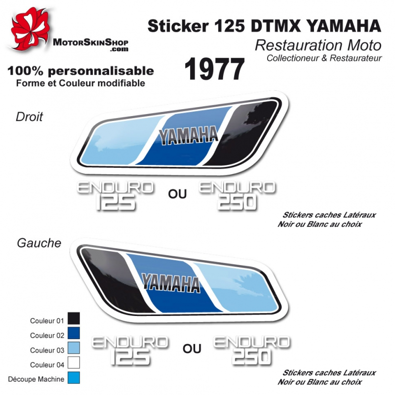 Dimension Stickers réservoir  Sticker-125-dtmx-yamaha-1977-bleu