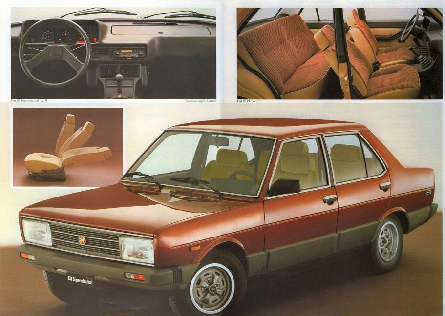 NOS VOITURES ANCIENNES et celles que l'on aimerait .... - Page 6 Fiat-131-diesel-06