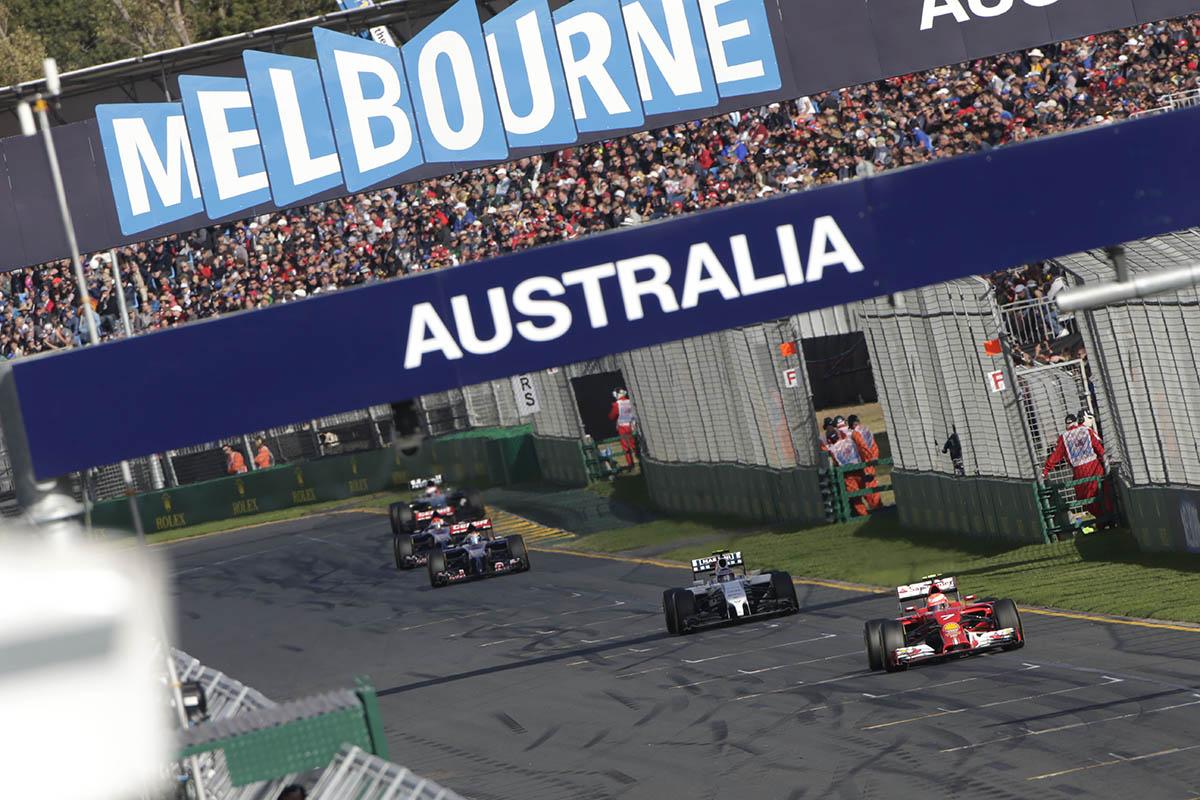  F1 15 T.XII  GP Australia, sorteos monoplazas y clasificados cada sala. ONZ1798