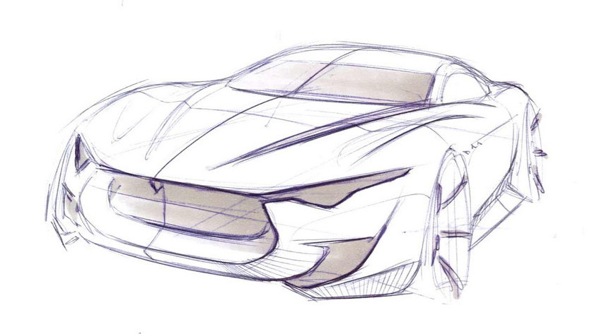 2021 - [Maserati] Alfieri Coupé Maserati-alfieri-sketch-1