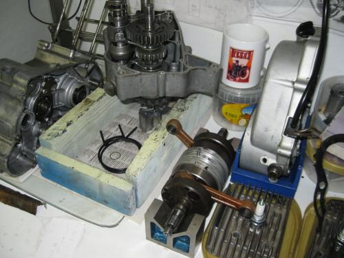 Histoire restauration C11 1950 - Page 7 As2_moteur