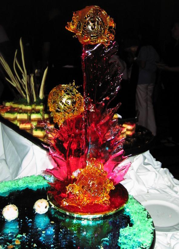 Skulpture od šećera - Page 2 Midnightbuffet