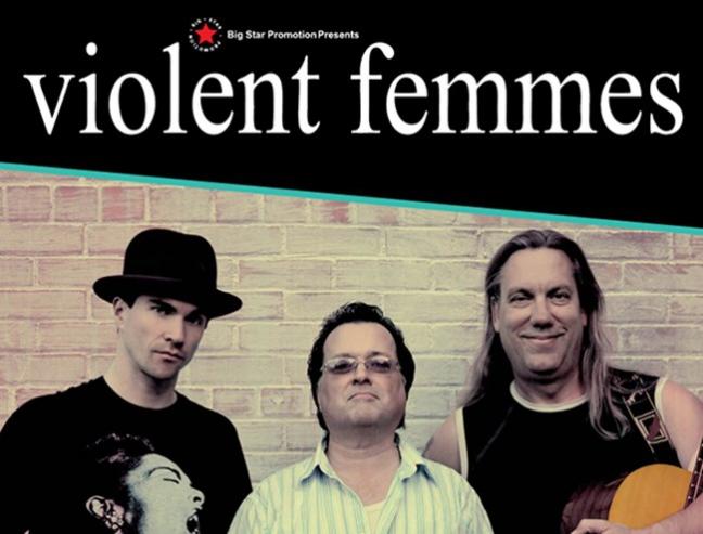 Συναυλία Violent Femmes στο Stage Volume 1 01be3d395dd399cb7a1780083126f30b_L