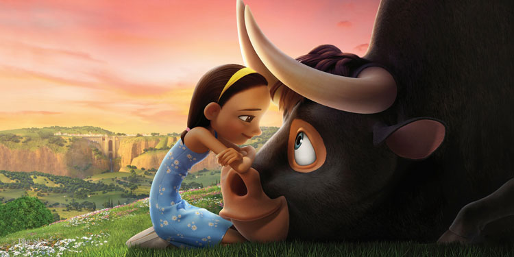 LA ÚLTIMA PELÍCULA QUE HAS VISTO... ¡EN EL CINE! Ferdinand-International-Quad-slide