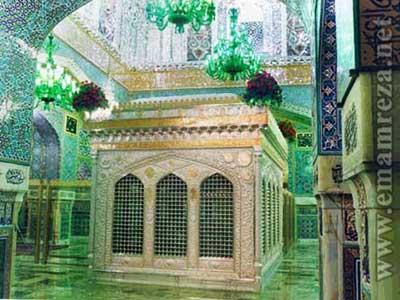 استحباب زيارة قبر الامام الرضا عليه السلام 1alreda