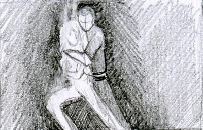 Recherche d'une figure de tango Tango