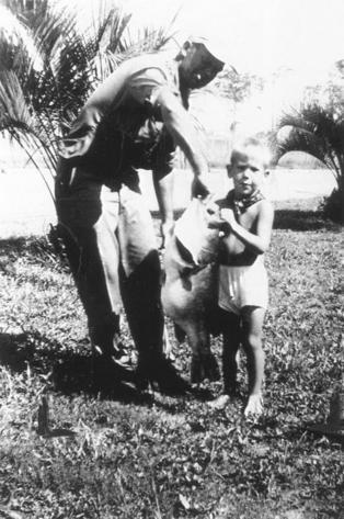 Después de 77 años sale un monstruo de Lobina / Black Bass Perrybassphoto2
