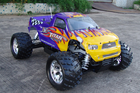 mon monster truck 1/5 eme 4x4 low cost - Page 2 Smartech_titan_01