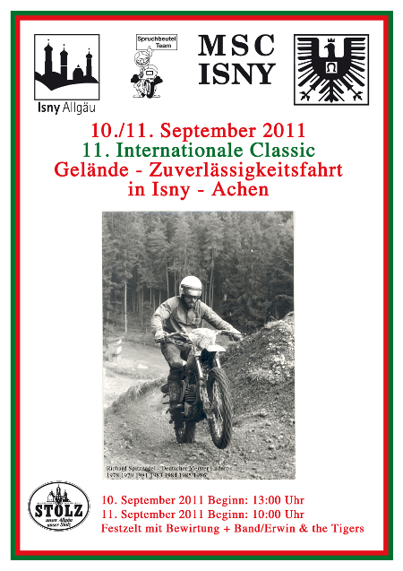 Enduro Classic 2011 Isny / Allgäu / Germany Msc_classic_2011_image_pdf