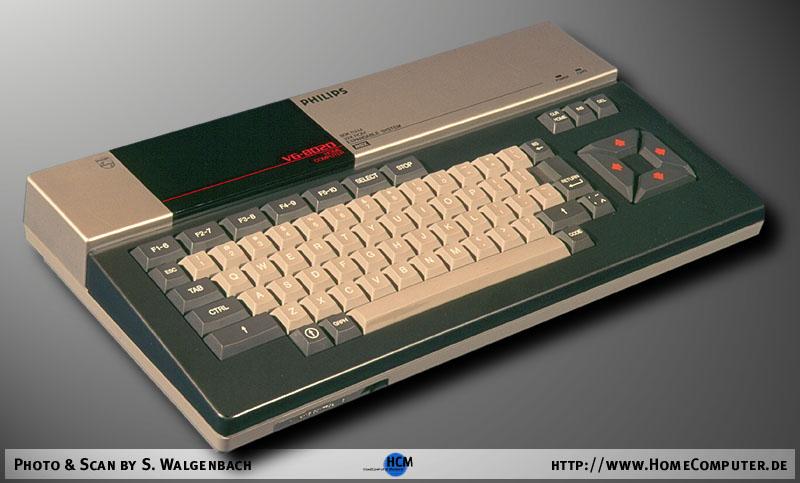 El PRIMER Videojuego que jugaste en tu vida Philips_VG-8020_5