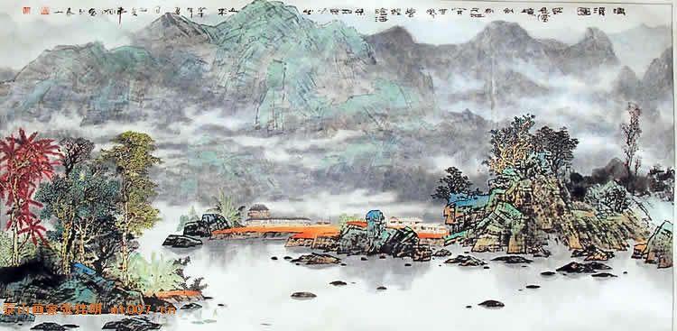Paysage de Chine 2007060208372244036