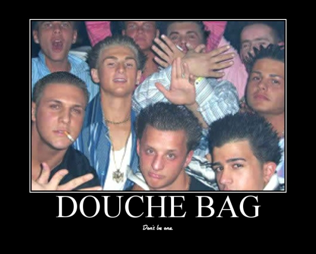 Post a related picture game.. - Page 3 Douchebag