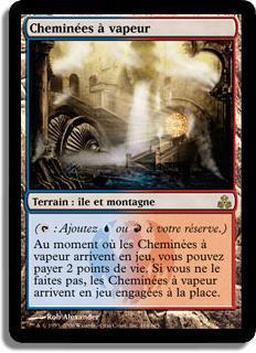 return to ravnica 164--cheminees-a-vapeur