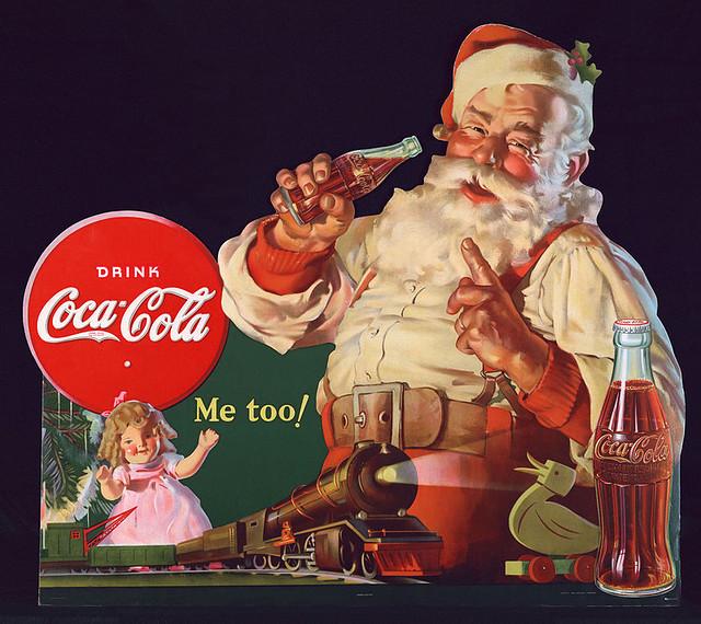 Kutak za amerofile Coca_cola_Santa