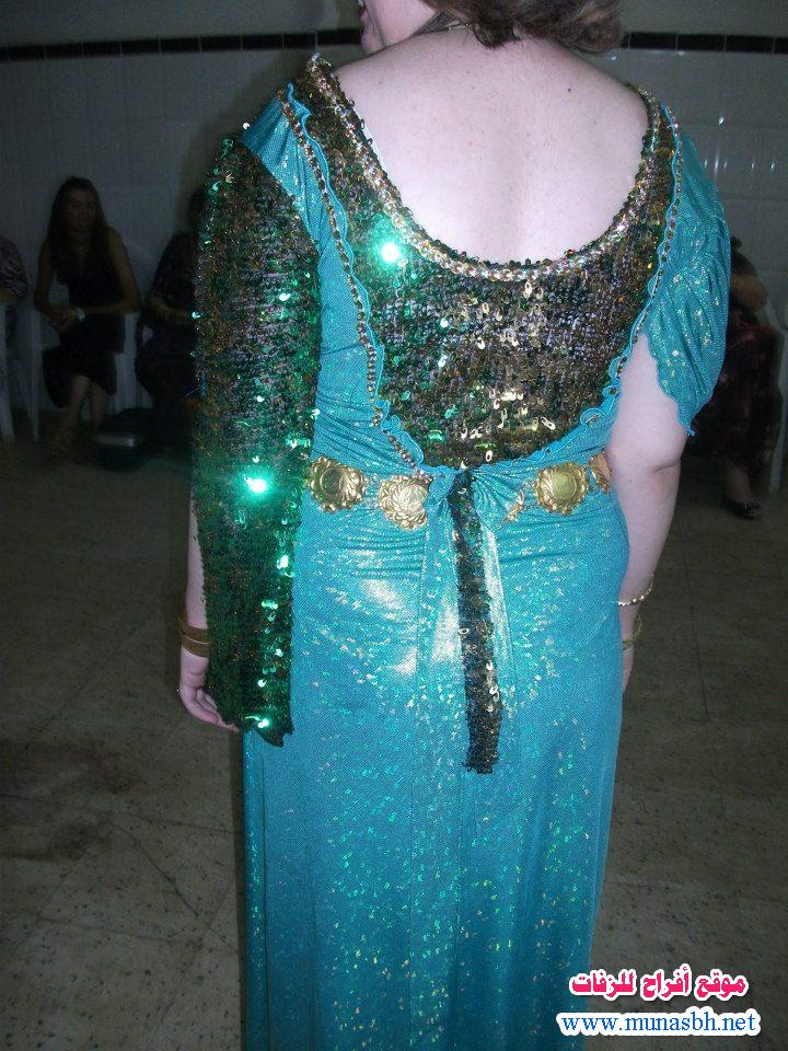 موديلات جديدة قنادر اعراس جزائرية 2013، فساتين بيزو بيزو رائعة Zafat00966569944524abolayan2cd435784a