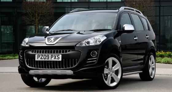 Conoce en detalle el nuevo 3008 Peugeot-4007-4