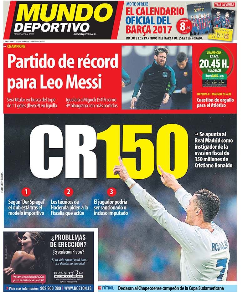 Ronaldo, Özil and many other: Worldwide Journalists Uncover Tax Fraud Img_dsalvador_20161206-004356_imagenes_md_otras_fuentes_portada_06