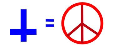 El Símbolo de la Paz Mundial No quiere decir Paz Cruzrota