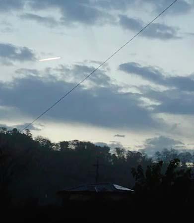 japon - Graban un misterioso objeto en el cielo poco después del terremoto y tsunami de Japón Misterioso-objeto-cielo-japon